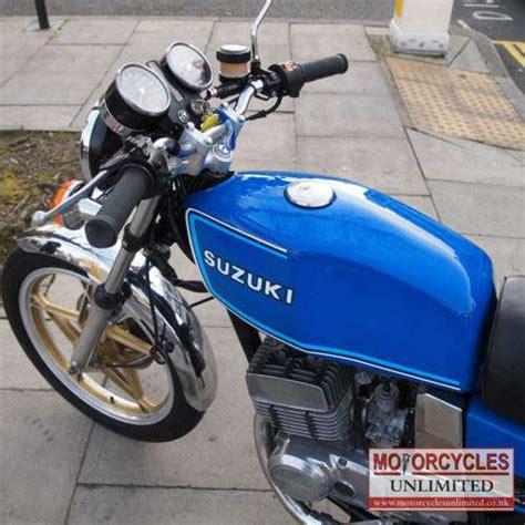 Suzuki 250 Motorcycle For Sale 1980 Suzuki X7 250 Classic Suzuki For Sale Motorcycles