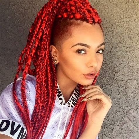 box plaits extension s for black ladies box braids hairstyles hairstyles with box braids