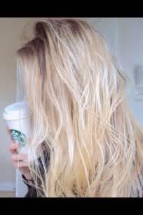 light blond hair hair styles