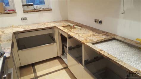 arbeitsplatte marmor m 252 nchen rainforest brown marmor arbeitsplatten und