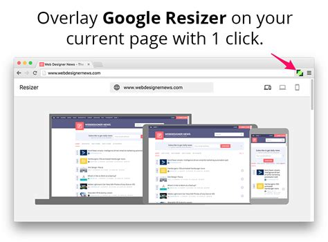 ui layout resizer north github julienma google design resizer chrome extension