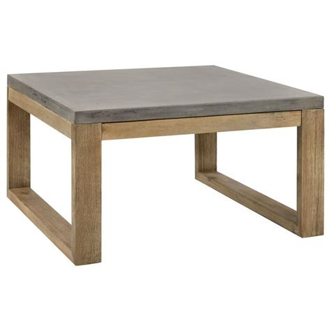 Concrete And Wood Coffee Table Best 20 Concrete Coffee Table Ideas On Outdoor Countertop Table Top Bbq And