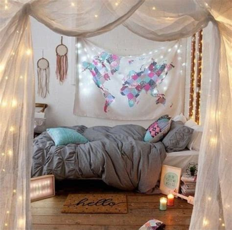net on bed photography pinterest wandgestaltung jugendzimmer cool und sch 246 n einrichten archzine net