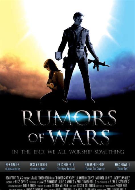 god of war film sonyrumors rumors of wars christian movie film ben davies cfdb