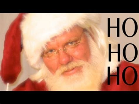 santa claus ho ho ho compilation with 8 santa s youtube