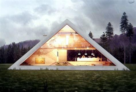 An awesome 3d house concept as a pyramid of Juan Carlos Ramos Interior Design Ideas Ofdesign