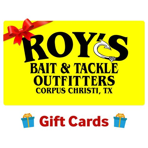 roy s gift card lamoureph blog - Roy S Gift Card