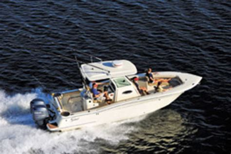 who owns scout boats crossovers soundings online