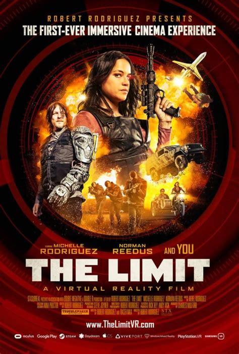 robert rodriguez the limit vr norman reedus michelle rodriguez dans the limit le film