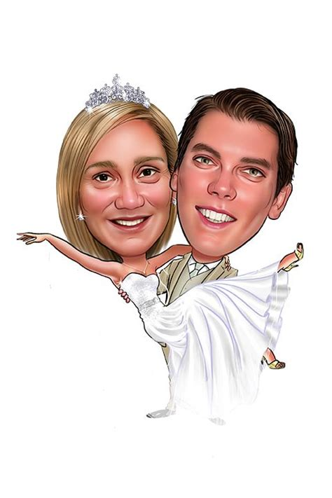 Wedding Background Caricature 17 best images about wedding caricatures on
