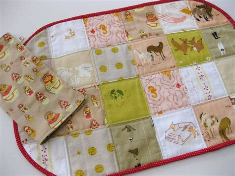 The Patchwork Place - 77 best images about placemats napkins on