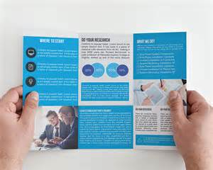 brochure trifold template tri fold brochure design customization