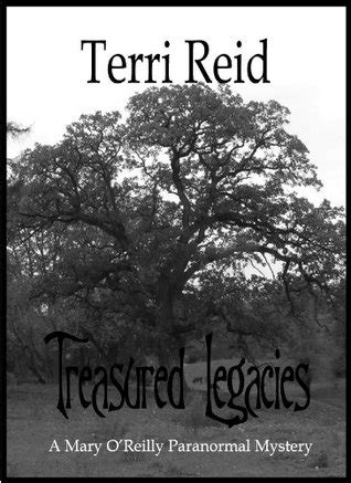 treasured legacies o reilly paranormal mystery 12