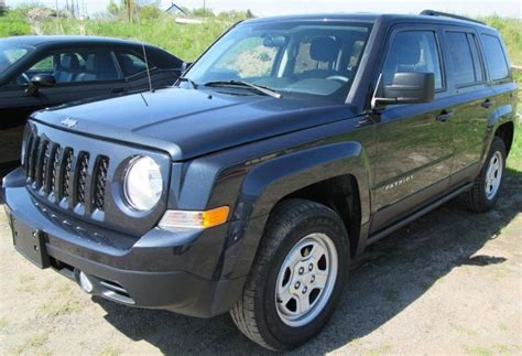 Jeep Patriot 2015 Used 2015 Jeep Patriot In New Germany Used Inventory
