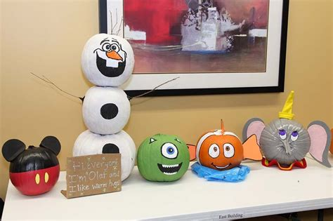 26 office pumpkin decorating contest yvotube