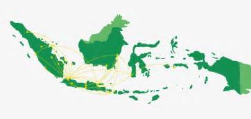 Surabaya Case1 citilink route map