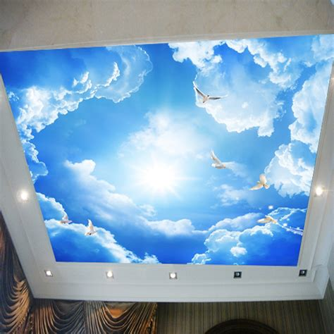 Cloud Decals For Ceiling by Ceiling Cloud Murals Promotion Shopping For