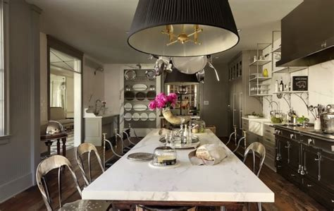 Grand Palais 180 Range   Transitional   kitchen   Veranda