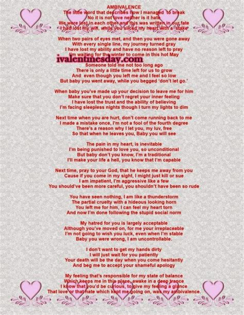 valentines day rude marketing valentines poems for him poems for
