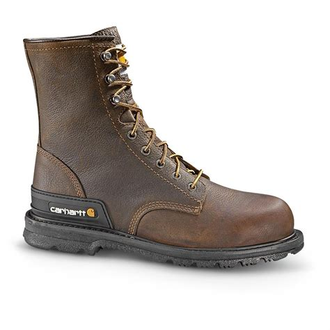 carhartt work boots for carhartt 8 quot safety toe astm f2892 11 eh unlined work