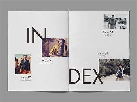 designspiration spreads 1000 images about contents page ideas on pinterest