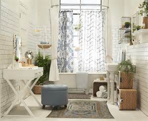 Boho Chic Bathroom Style By Emily Henderson Aka The Design Blog You Need To Read