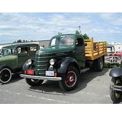 1939 International 3 Ton Truck  Antique Trucks