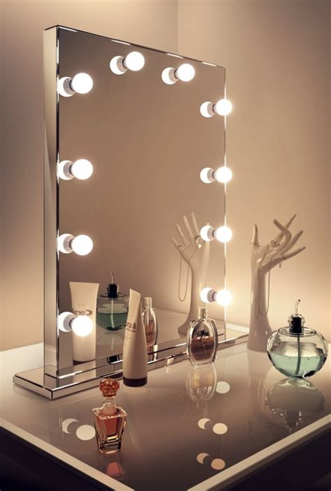 backstage makeup mirror with lights introducing britain and s top