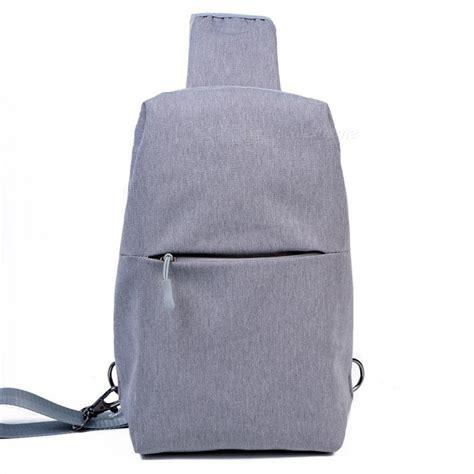 Best Seller Xiaomi Multifunctional Crossbody Sling Bag Tas Selempang osoce b18 casual polyester 10l sport outdoor backpack crossbody shoulder bag for grey