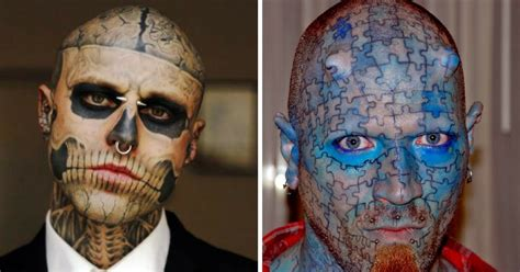 world s most tattooed man 10 who turned their into a drawing board