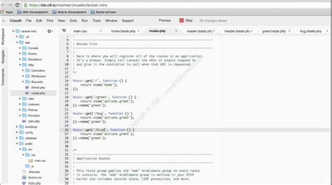 laravel tutorial udemy udemy modern web development with laravel 5 2 php