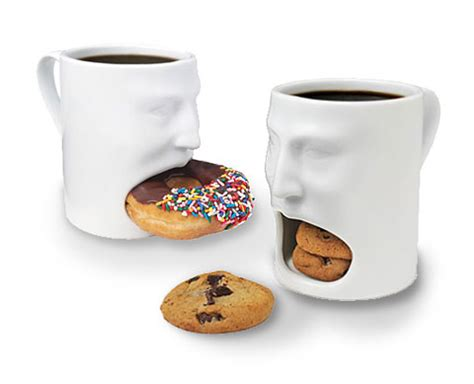 cookie face cool coffee mug best coffee mugs the face mug cute and personal coffee tea