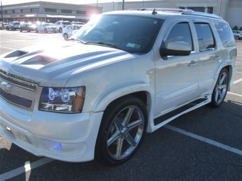 Southern Comfort Tahoe For Sale by Custom Chevy Southern Comfort Trucks For Sale By Owner