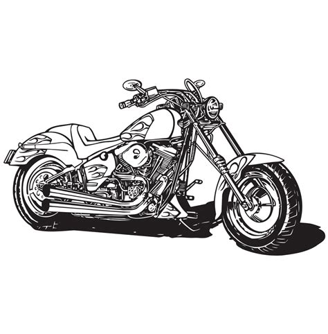 harley davidson coloring pages 93 motorcycle coloring pages motorcycle coloring