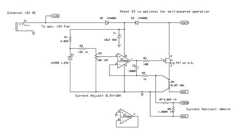 Bench Dc Power Supply Power One Power Supply Hacker Page