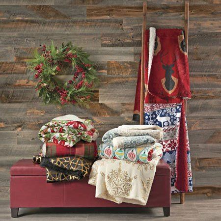 Better Homes And Gardens Throws by Better Homes And Gardens Luxurious Throw Blanket Walmart