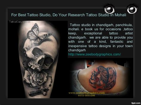 tattoo maker in mohali for best tattoo studio do your research tattoo studio in