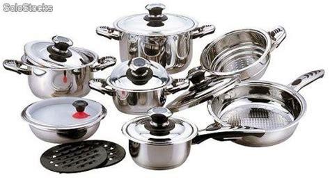 bater 237 a de cocina 16 piezas kochtopfhaus m 252 ller - Venta De Baterias De Cocina