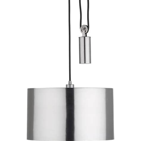 Pulley Pendant L Cb2 Cb2 Pendant Light