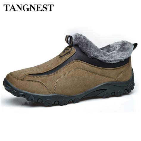 shoes for comfort and fashion aliexpress com buy tangnest autumn winter new men casual