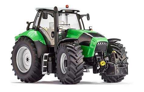 Siku Traktor 2831 by Deutz Fahr Agrotron Ttv 630 No 7306