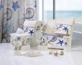 Tropical nautical and beach bathroom accessories oceanstyles com