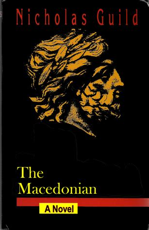 the macedonian books the macedonian by nicholas guild