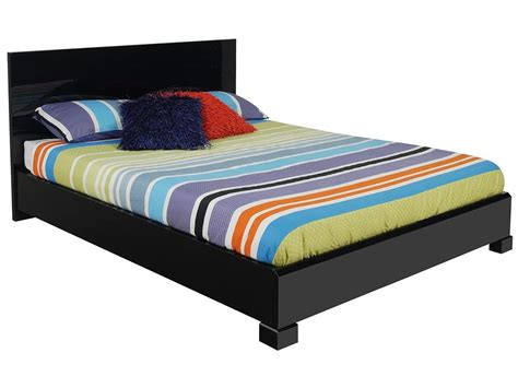 Bunk Beds Barrie Bed Barrie 9511e Bed Black High Gloss Rrp 698 Flat Packed 4 Cartons