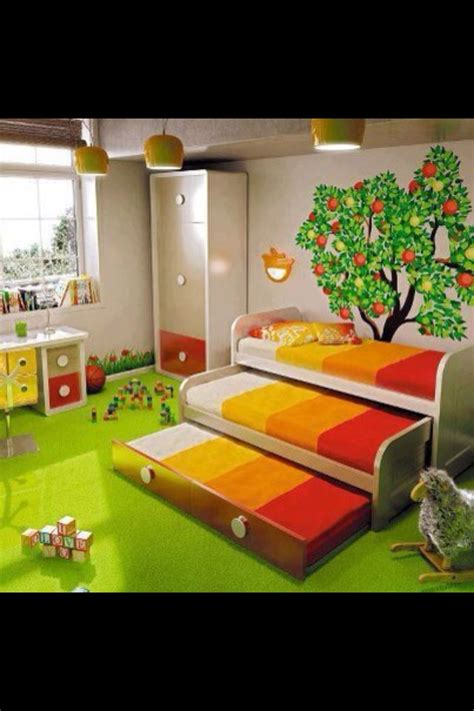 wagon bed idea 3 4 beds kids bedroom bedroom design 17 best images about bunkbed ideas on pinterest one