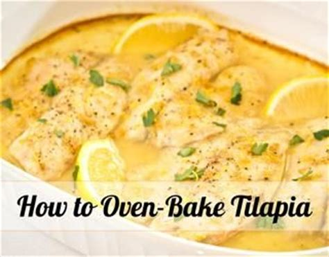 how to oven baked tilapia ovens oven baked tilapia and oven baked