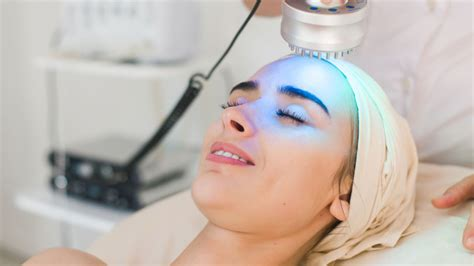 light therapy for skin what is led light therapy bt