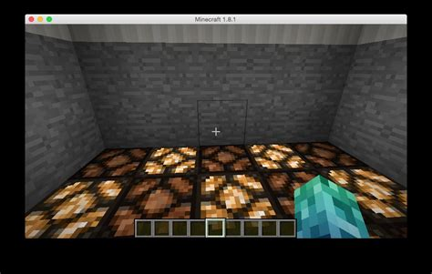 and floor no command blocks minecraft project