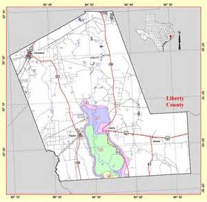 liberty county map state level maps