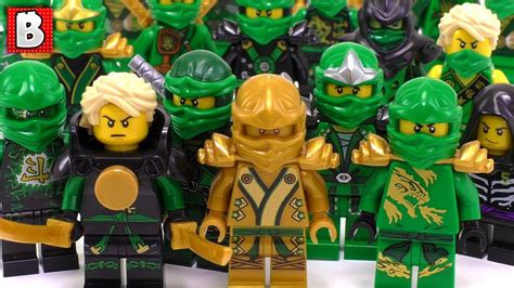 Images Of From Ninjago every lloyd minifigure made lego ninjago